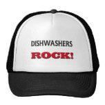 Dishwashers Rock Cap