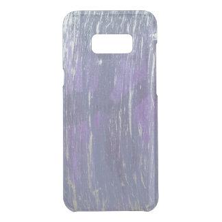 Disillusioned Tech | Violet Plum Purple Silver | Uncommon Samsung Galaxy S8 Plus Case