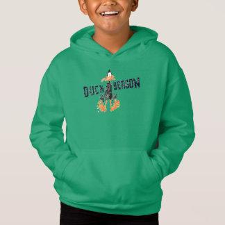 "Disintegrated DAFFY DUCK™ ""Duck Season"""