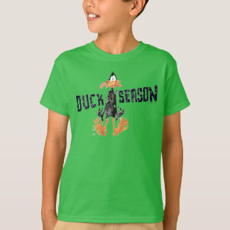 "Disintegrated DAFFY DUCK™ ""Duck Season"" T-Shirt"