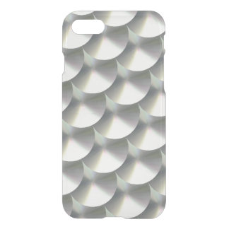 Disks iPhone 7 Clear Case