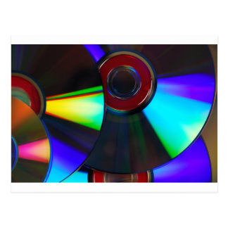 Disks Post Cards