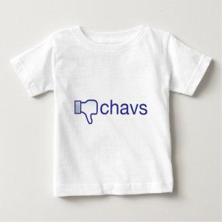 Dislike Chavs Baby T-Shirt
