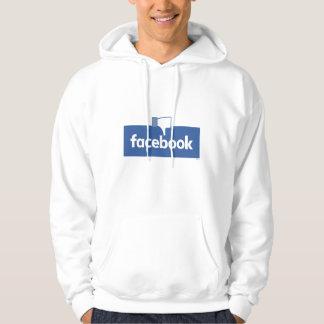 Dislike Facebook Hoodie