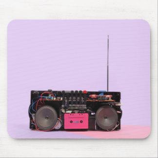 Dismantled Portable Stereo Mousepads