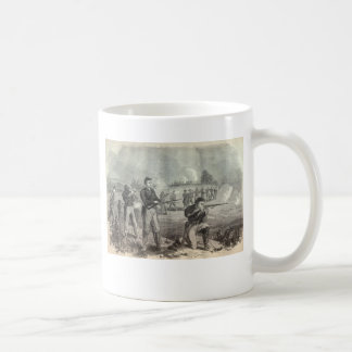 Dismounted cavalry coffee mug