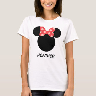 Disney Family Vacation - Minnie | Add Your Name T-Shirt