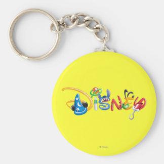 Disney Logo | Boy Characters Key Ring
