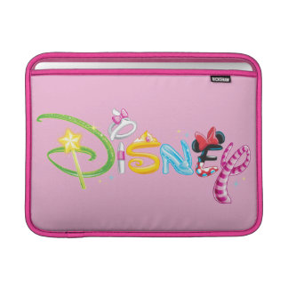 Disney Logo | Girl Characters Sleeve For MacBook Air