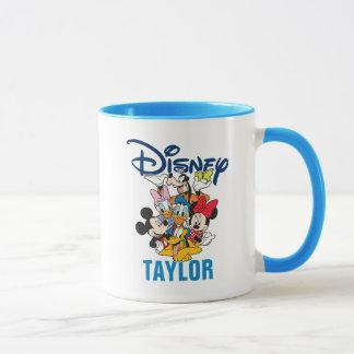 Disney | Mickey & Friends - Family Vacation Mug