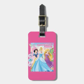 Disney Princess | Believe in Friendship Luggage Tag