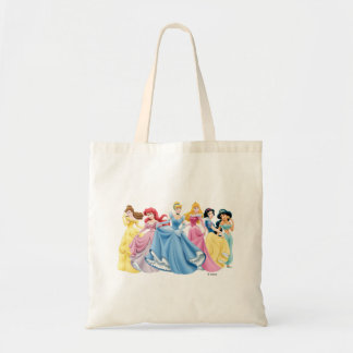 Disney Princess | Holding Dresses Out Tote Bag