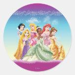 Disney Princesses 10 Sticker