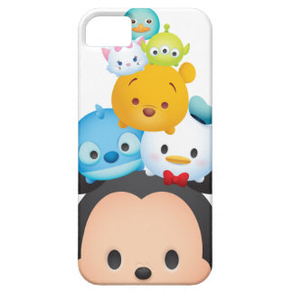 "Disney ""Tsum Tsum"" Short Stack Barely There iPhone 5 Case"