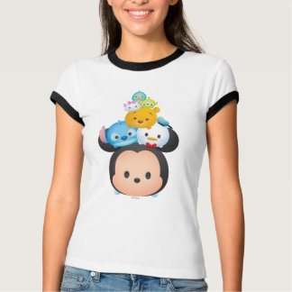 "Disney ""Tsum Tsum"" Short Stack T-Shirt"