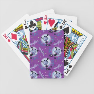 Disney | Vampirina - Vee - Gothic Pattern Bicycle Playing Cards