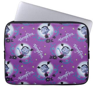 Disney | Vampirina - Vee - Gothic Pattern Laptop Sleeve
