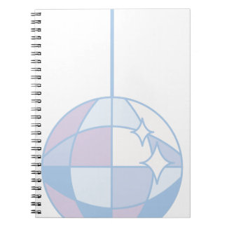 Disoc Ball Notebook