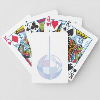 Disoc Ball Poker Deck