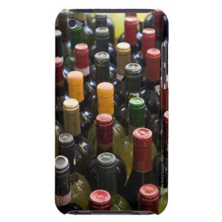 dispaly fo wine bottles in market, Campo di Barely There iPod Case