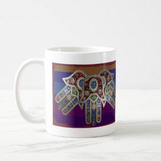 DISPLAY only :Decorative Religious ICONS Basic White Mug