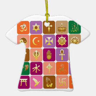 DISPLAY only :Decorative Religious ICONS Ornaments
