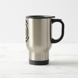 Display Your Genius Stainless 15 oz Travel Mug