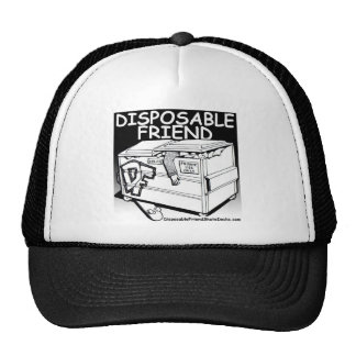 Disposable Friend Hats