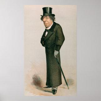 Disraeli, Benjamin Posters