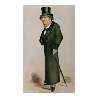Disraeli Benjamin Posters