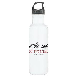 Disrupt the patriarchy Read Romance water bottle 710 Ml Water Bottle