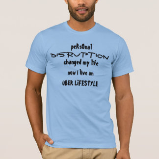 Disruption 1.0 T-Shirt