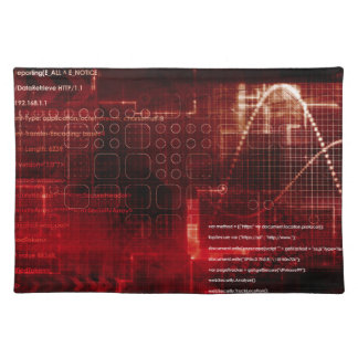 Disruptive Technology of the Human Body and Mind Placemat