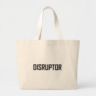 Disruptor Technology Business Large Tote Bag