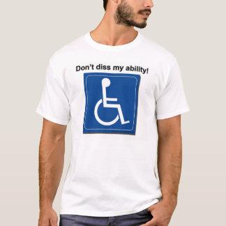 dissability T-Shirt