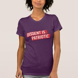 Dissent is Patriotic - Dissent is Patriotic - T-Shirt