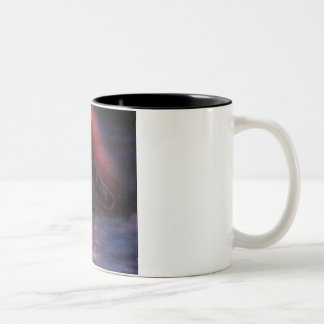 Dissociative Shift Two-Tone Coffee Mug