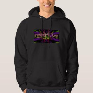 Dissolve Design C Hoodie