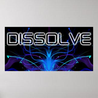 Dissolve Poster 2