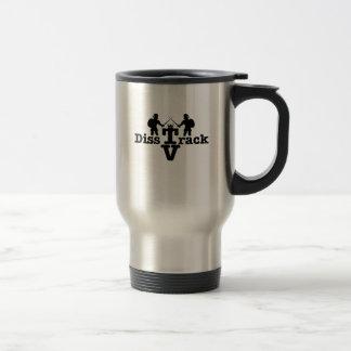 DisstrackTV - Thermotasse Travel Mug