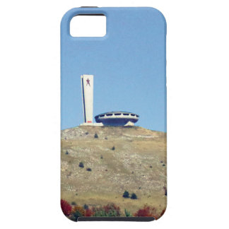 Distant Buzludzha, Balkan Mountains, Bulgaria Case For The iPhone 5