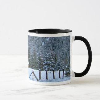 Distant Cabin Mug