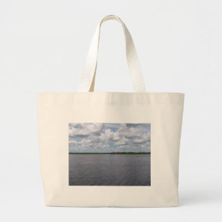 Distant Shore Tote Bags