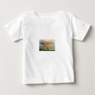 Distant Volcano Baby T-Shirt