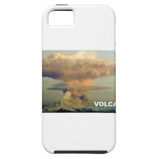 Distant Volcano iPhone 5 Cases