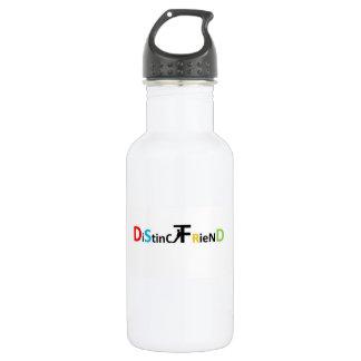 DistinctFriend Accesories 18oz Water Bottle