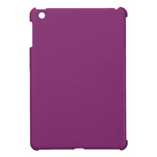 Distinctly Elite Purple Color iPad Mini Case