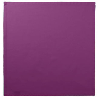 Distinctly Elite Purple Color Napkin