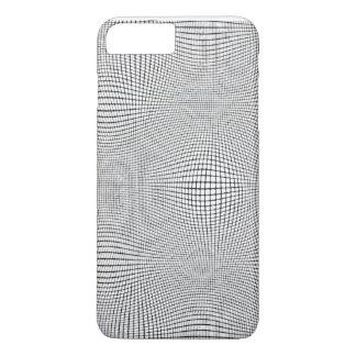 Distortion Pattern iPhone 7 Plus Case