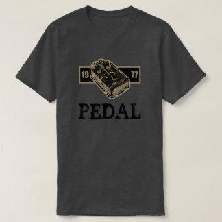 Distortion Pedal Black & White/Sepia Tone 1977 T-Shirt